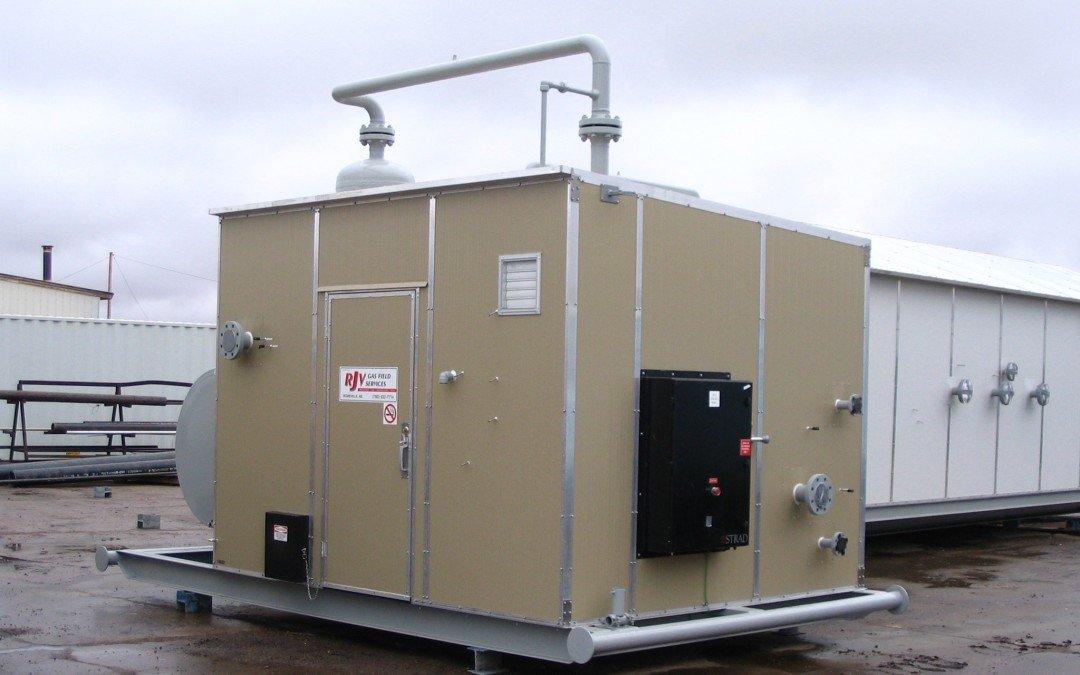 24″ Separator Metering Package