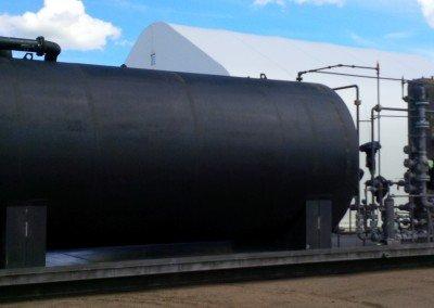 30″ 600# Separator Metering 400 bbl Tank Package
